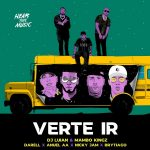 Nicky Jam, Darell, Brytiago & Anuel AA - Verte Ir (English Translation)