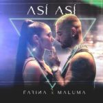 Farina, Maluma - Así Así (English Translation) Lyrics