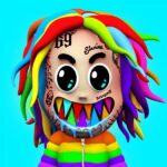 6IX9INE - GOOBA (LYRICS)